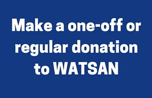 Make a one-off or regular donation to WATSAN