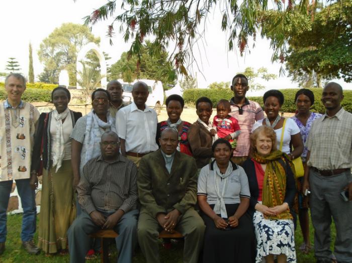 WATSAN team at Rukungiri