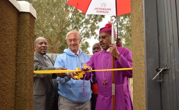 Bishop Benon Magezi is lost toCovid-19