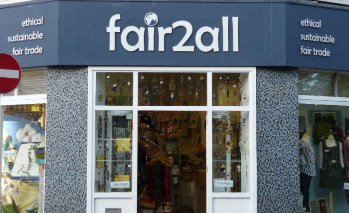 Buy Christmas gifts and cards from Fair2All and 10% goes to WATSAN